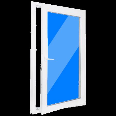 Окно дешевое пластиковое Запорожье