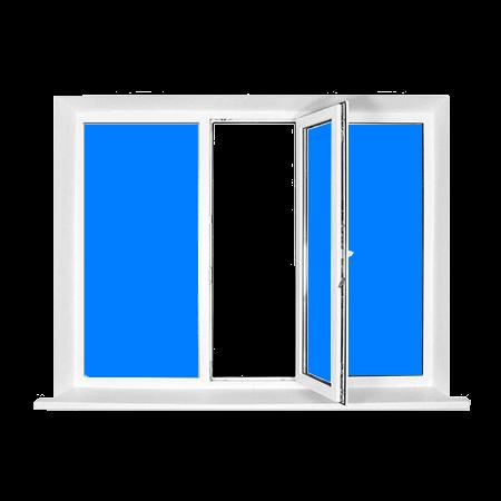 Окно металлопластиковое дешевое в Запорожье