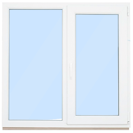 Окно металлопластиковое недорого Запорожье