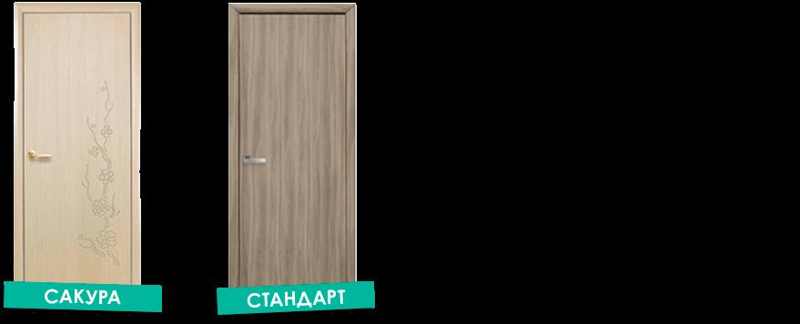 Межкомнатные двери Колори Запорожье