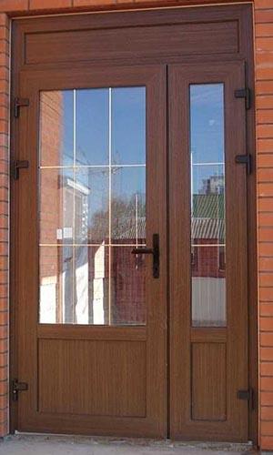 металлопластиковые входные двери Запорожье